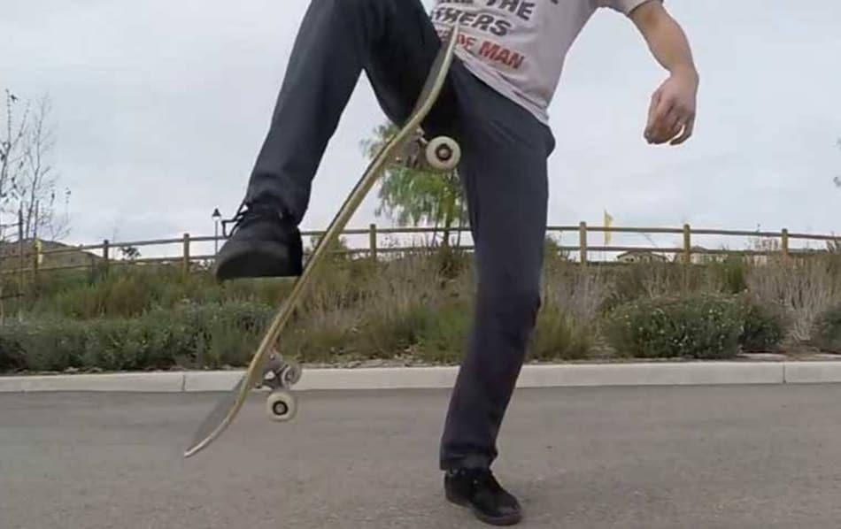 5 divertenti trick su skateboard per principianti