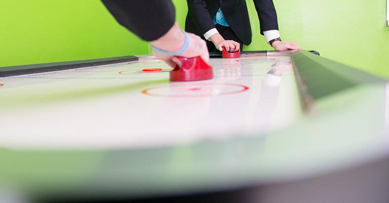 Air Hockey Tavolo