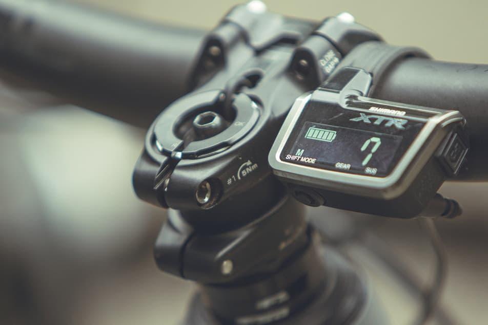 Cambio Elettronico bici