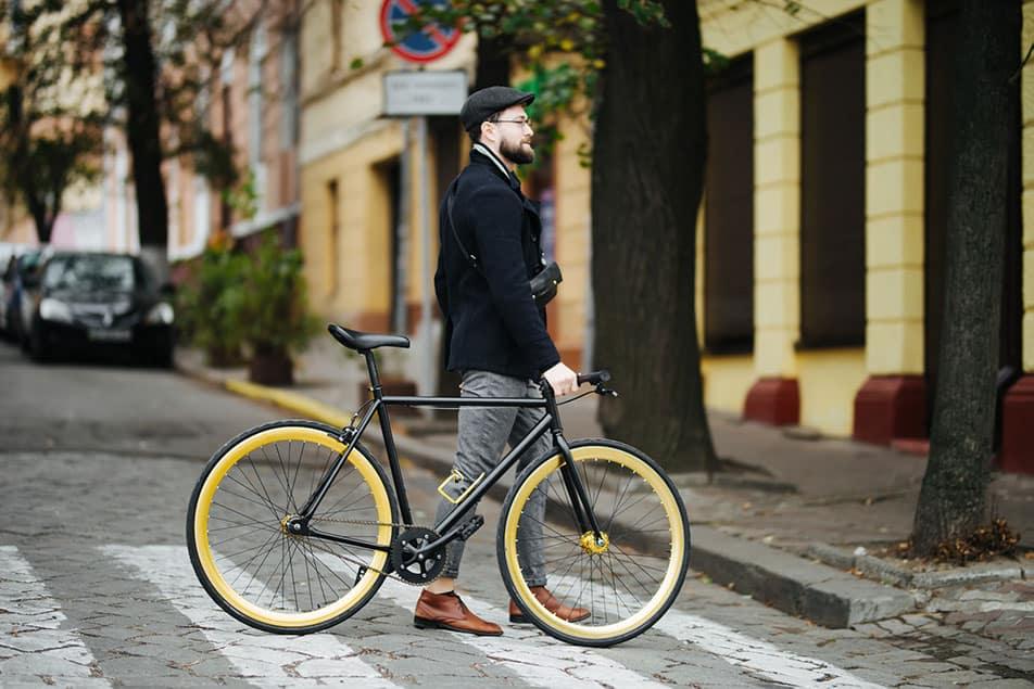Fixed gear o bici a scatto fisso