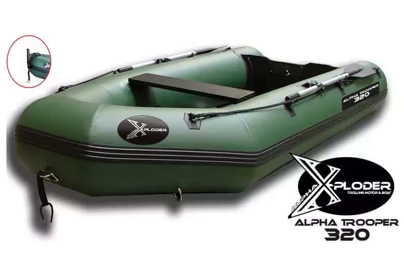 GOMMONE X-PLODER FISHER 320