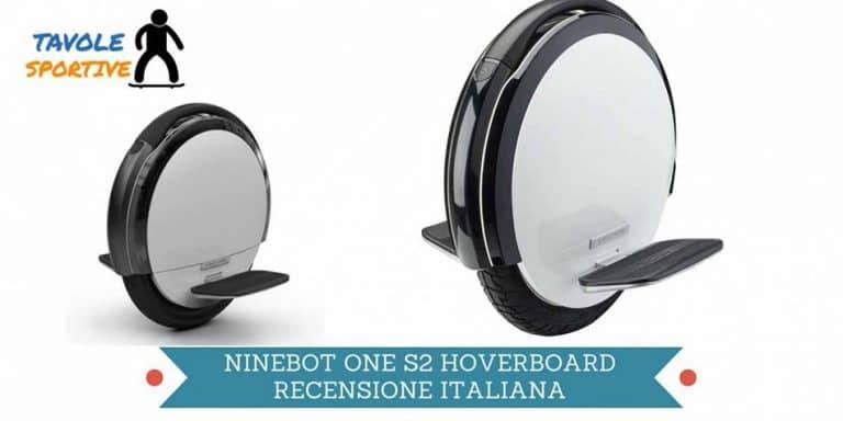 Ninebot one s2