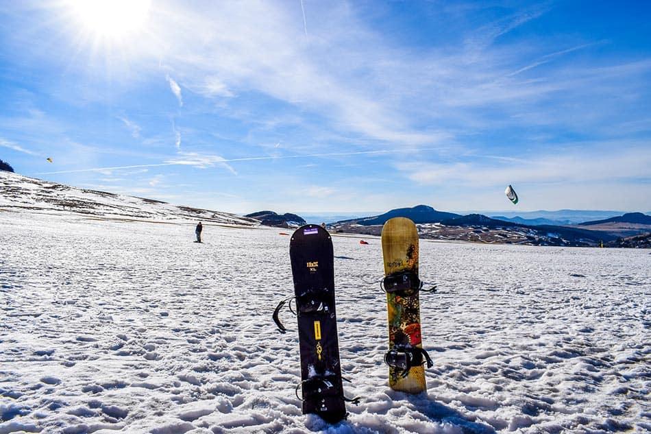 Snowboard tavole per principianti
