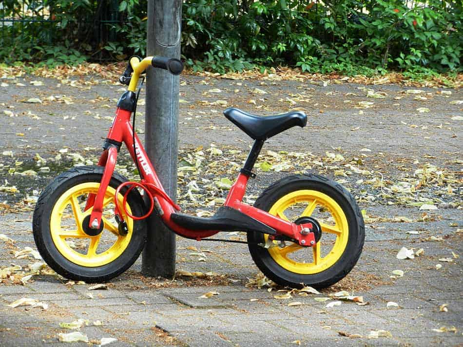 bici per bambino