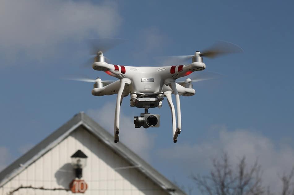drone a bassa quota