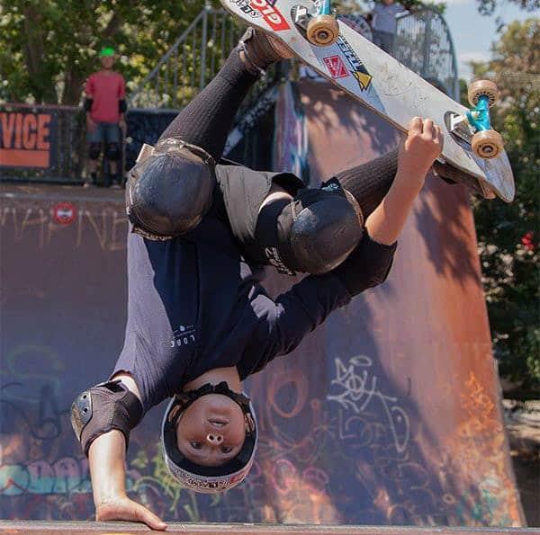 trick su-skateboard
