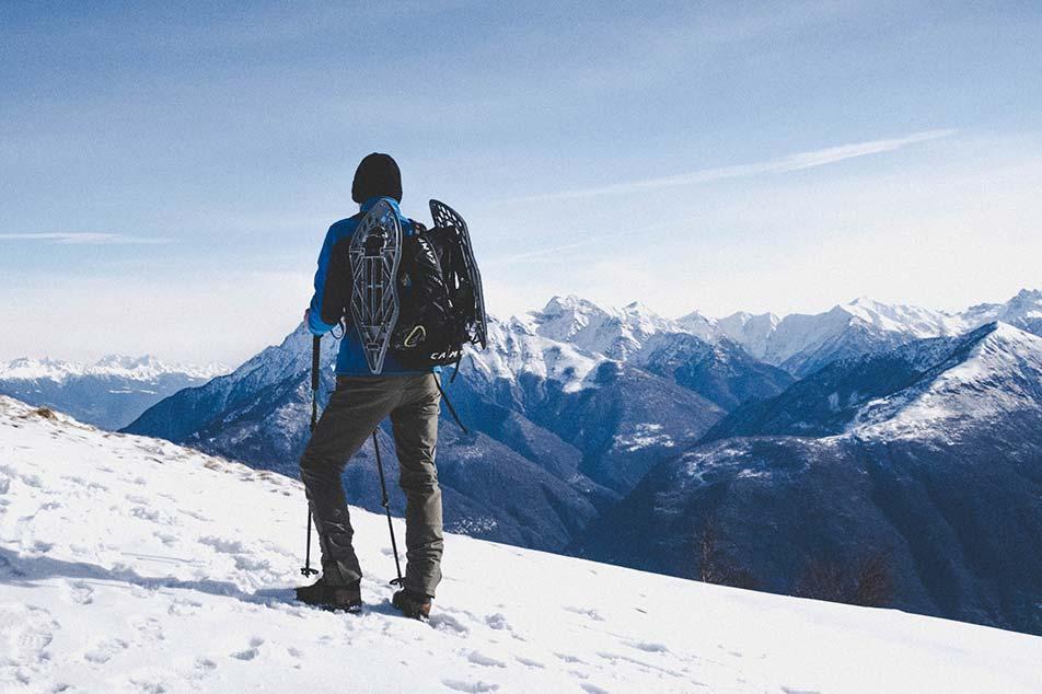 bastoncini escursionismo
