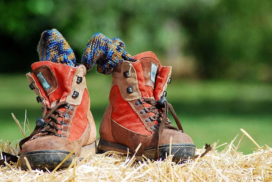 calzature per il trekking