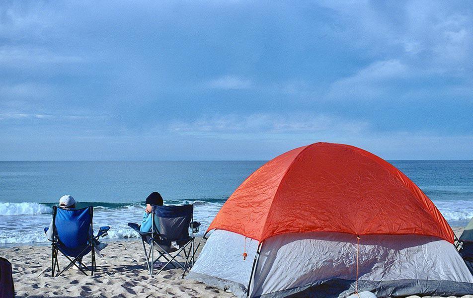 sedie campeggio spiaggia