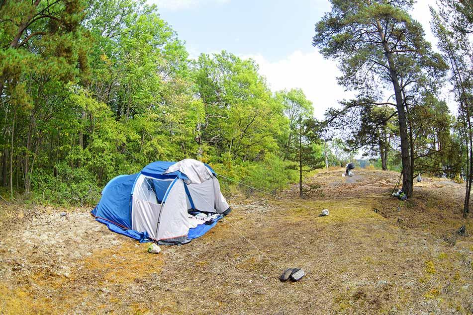 tenda impermeabili trekking