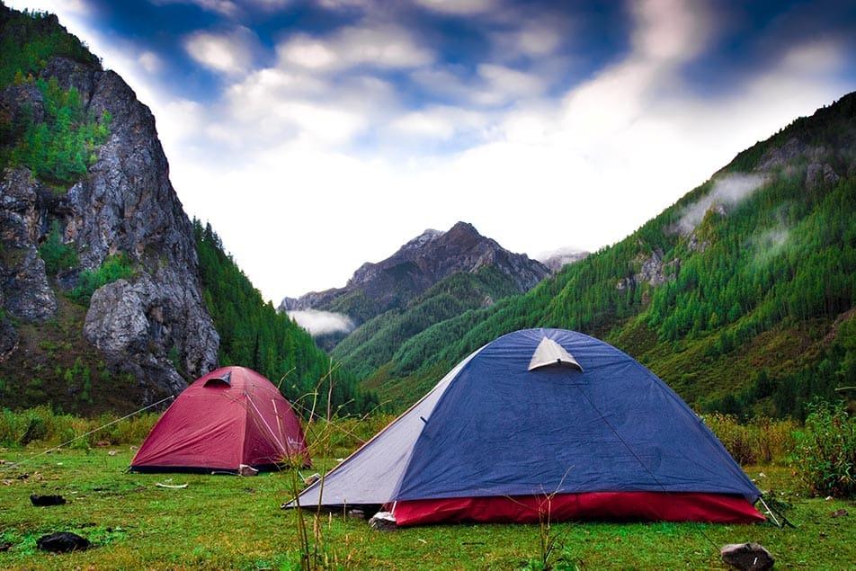tende da campeggio a basso costo
