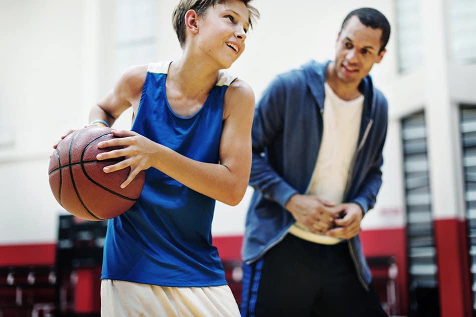 Allenare ragazzi nella pallacanestro