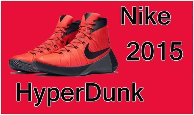 Nike HyperDunk : Recensione Scarpe da Basket