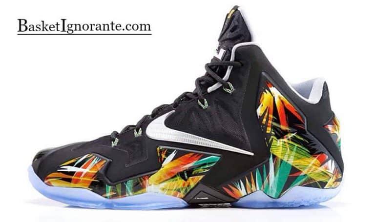 Nike Lebron 17 – Recensione della scarpa basket Nike Lebron 17