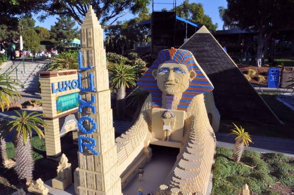 Las Vegas La Città fatta di Lego