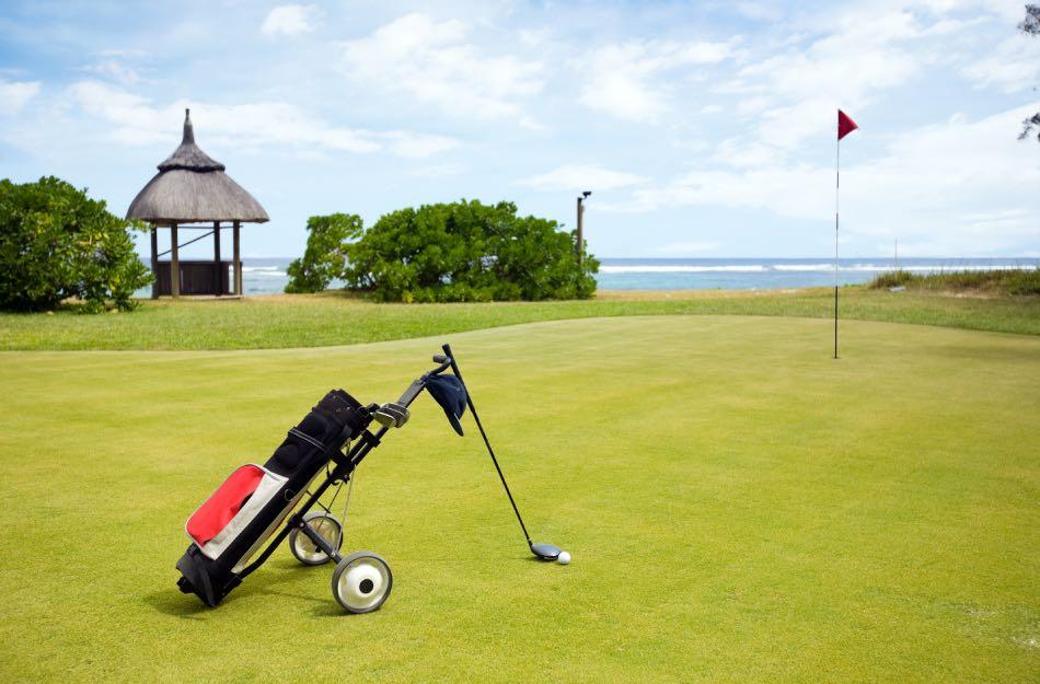 sacca da golf porta mazze