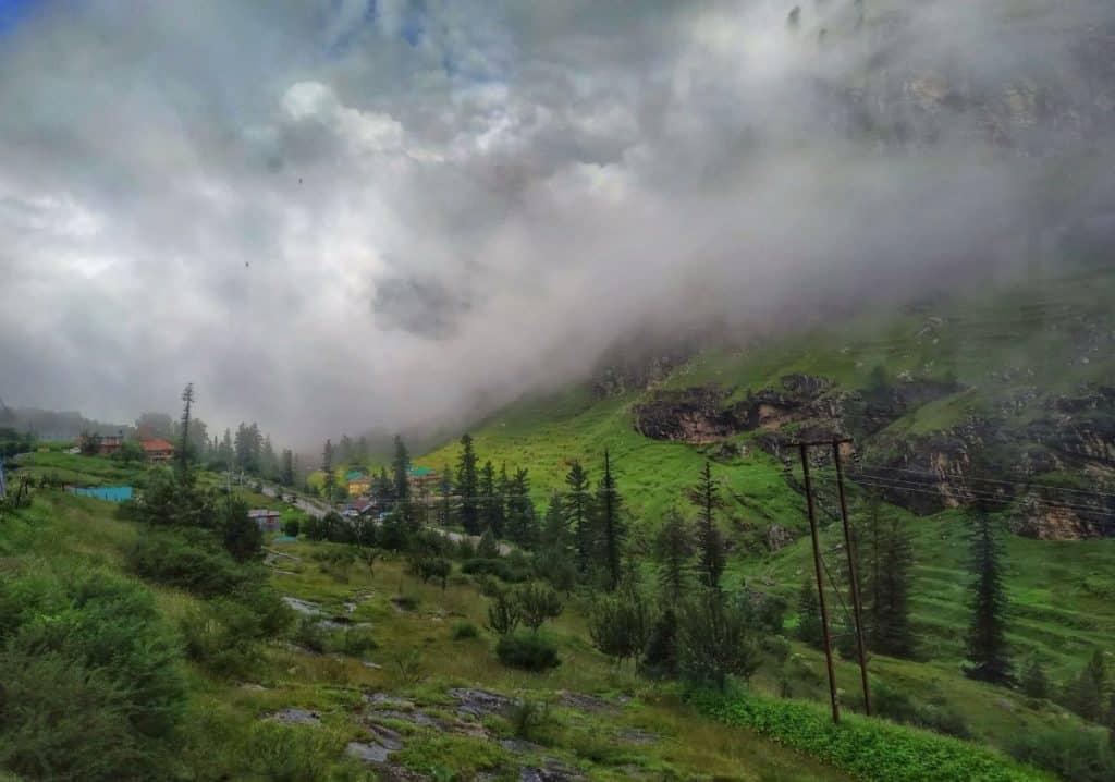 Cosa Fare in Montagna con la Pioggia : I Nostri Consigli!