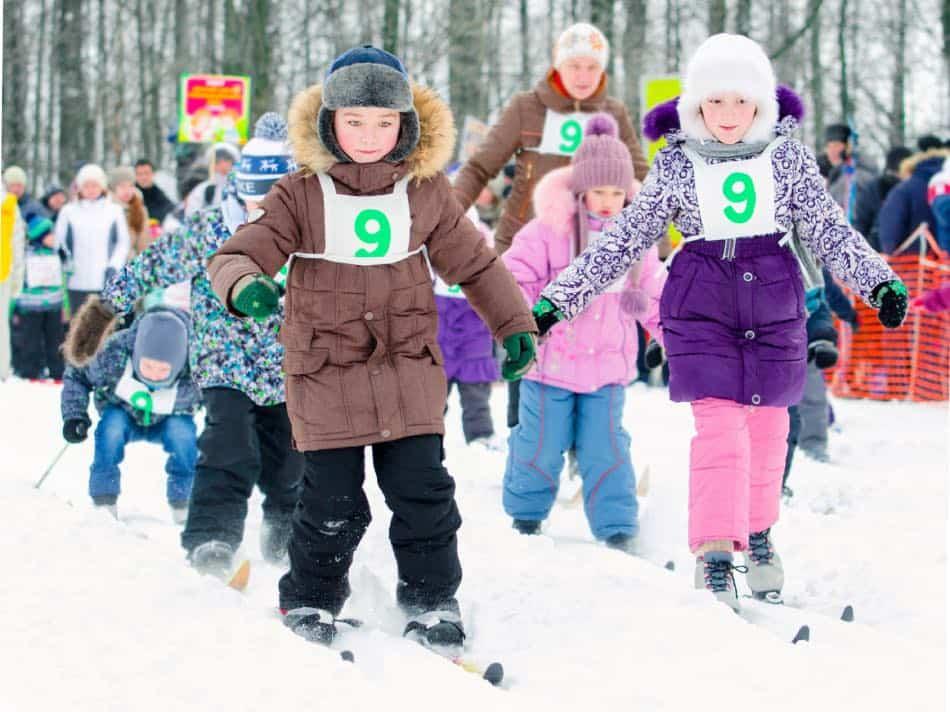 bambini che sciano-2