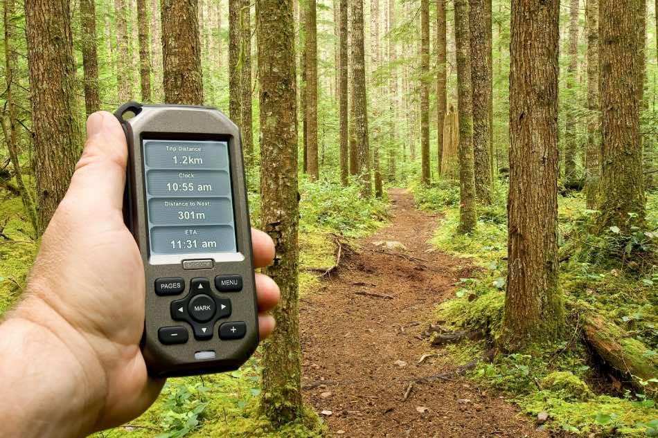 gps per il trekking