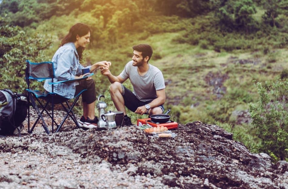 Cosa Cucinare Con Fornello Da Campeggio?