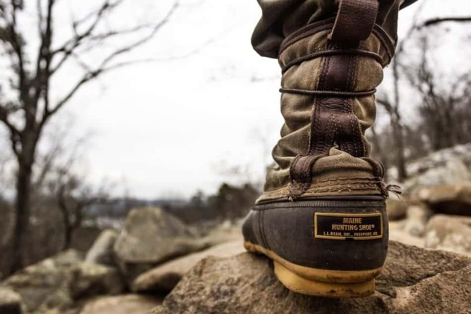 ammorbidire scarponi da trekking