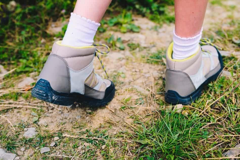 scarpe calde per montagna