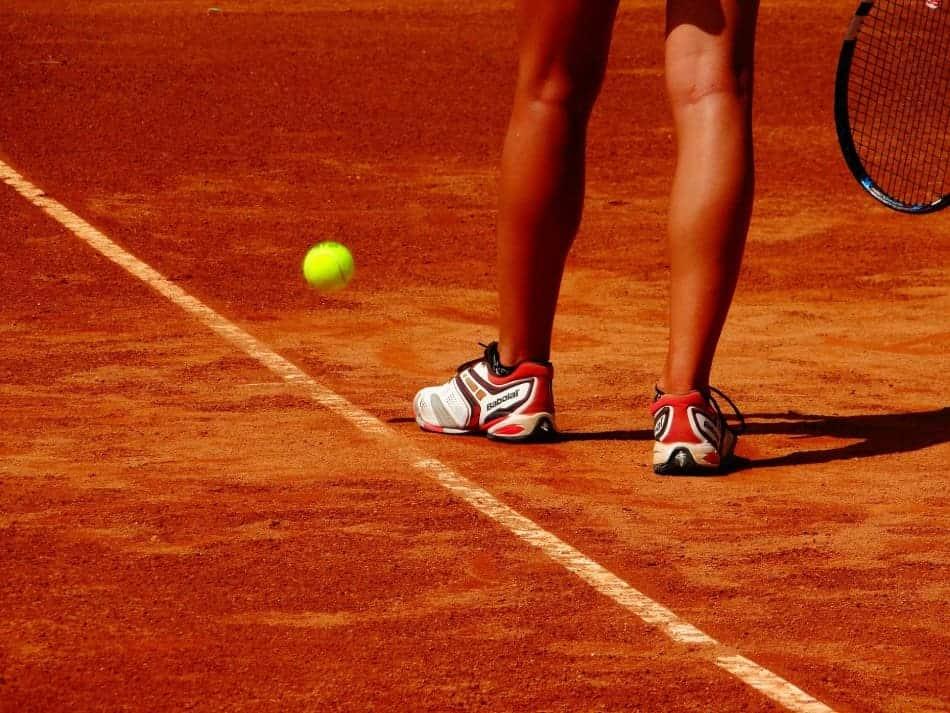 scarpe da tennis ammortizzate