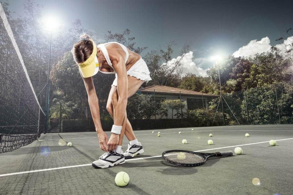 scarpe da tennis per giocare sul cemento