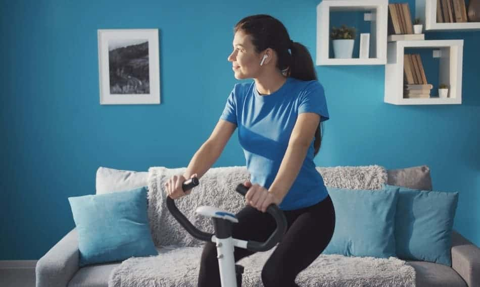 Migliori Cyclette Pieghevoli per chi ha Spazio Ridotto in Casa