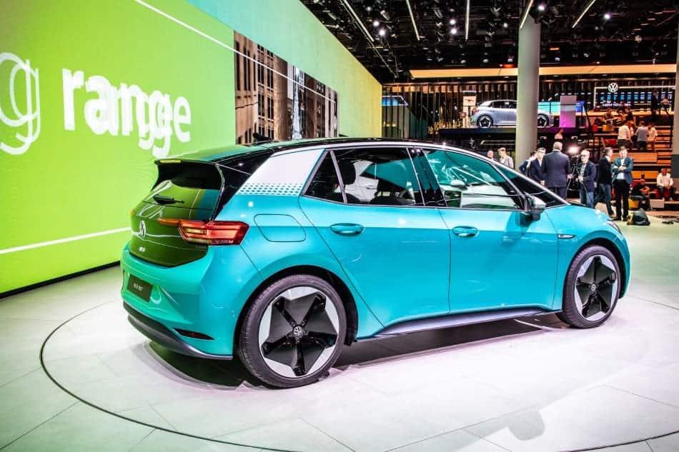 Volkswagen 3 ID auto elettrica