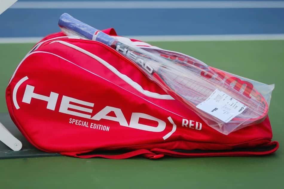 zaino da tennis
