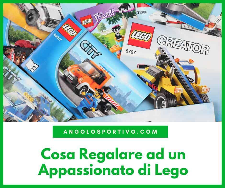 Cosa Regalare ad un Appassionato di Lego