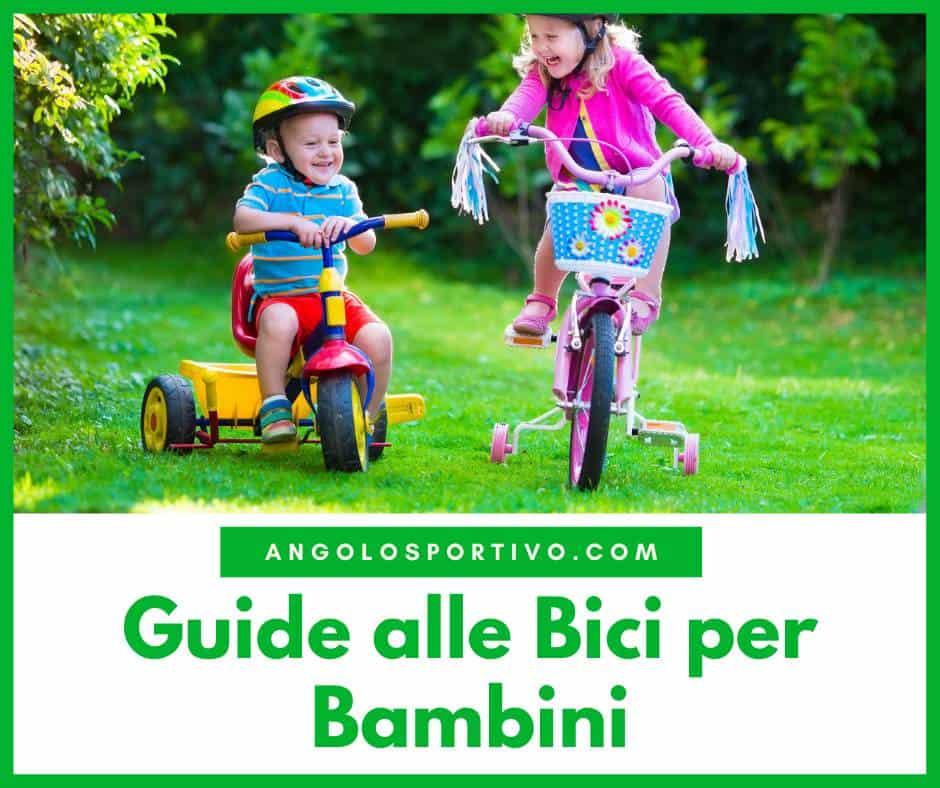 Guide alle Bici per Bambini