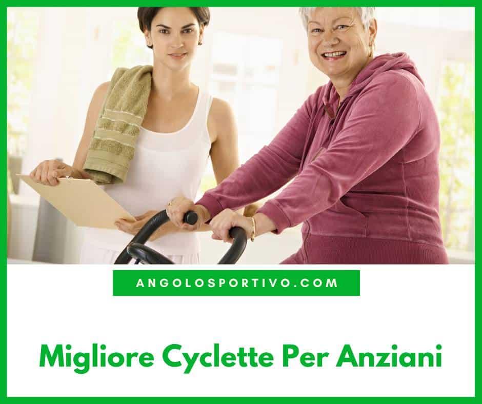Migliore Cyclette Per Anziani
