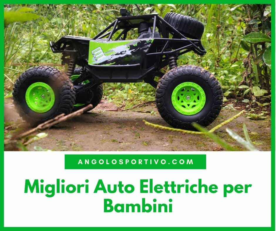 Migliori Auto Elettriche per Bambini