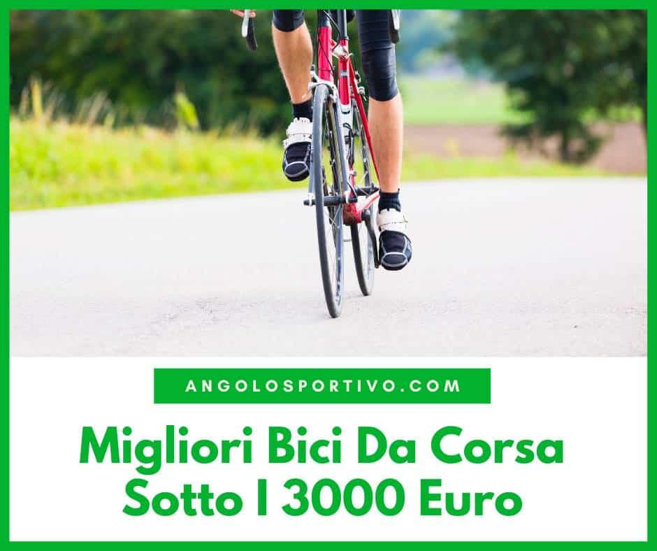 Migliori Bici Da Corsa Sotto I 3000 Euro 1
