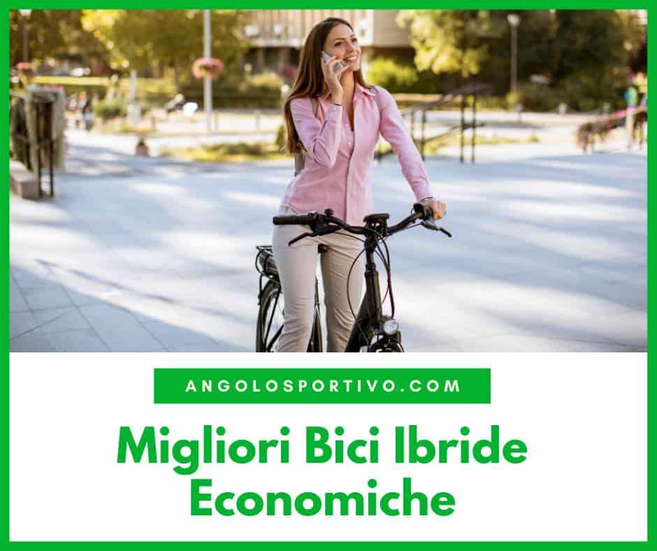 Migliori Bici Ibride Economiche