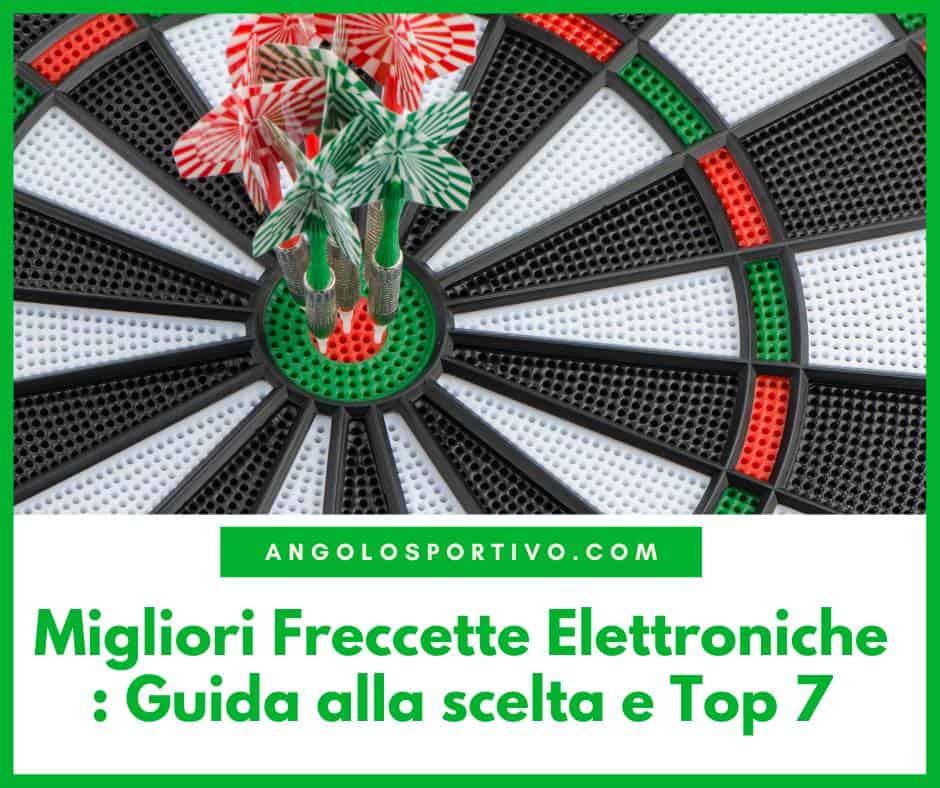 Migliori Freccette Elettroniche Guida alla scelta e Top 7