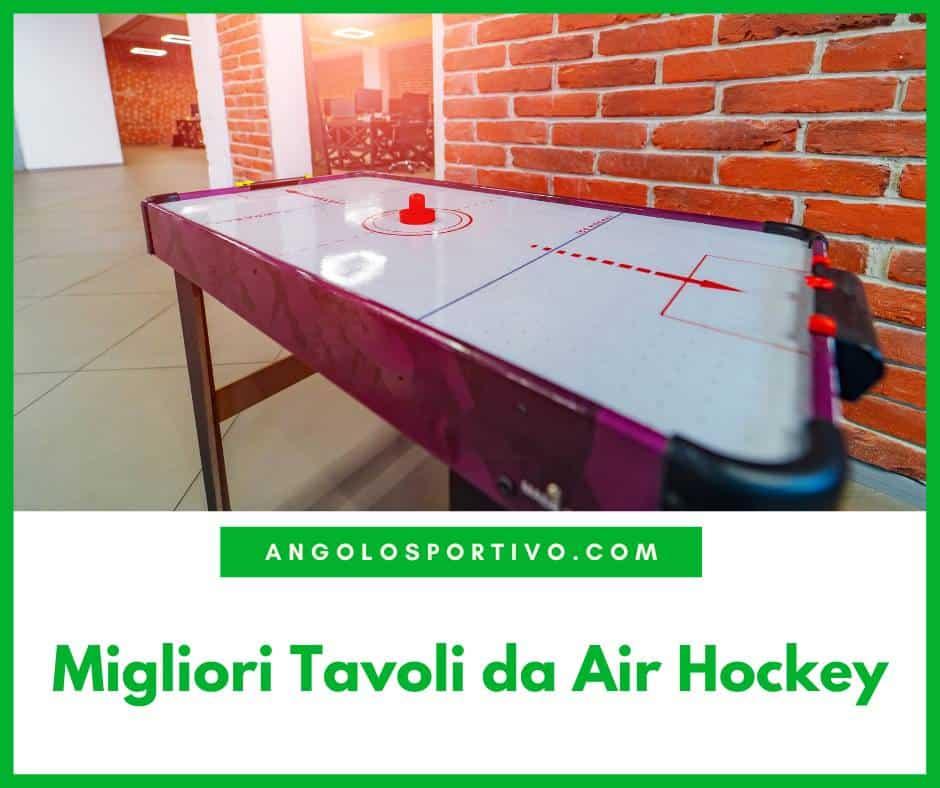 Migliori Tavoli da Air Hockey
