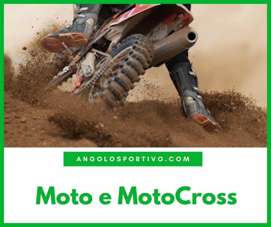 Moto e MotoCross