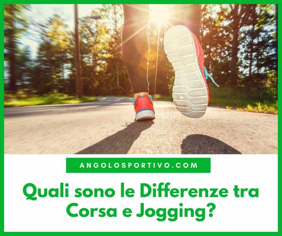 Quali sono le Differenze tra Corsa e Jogging